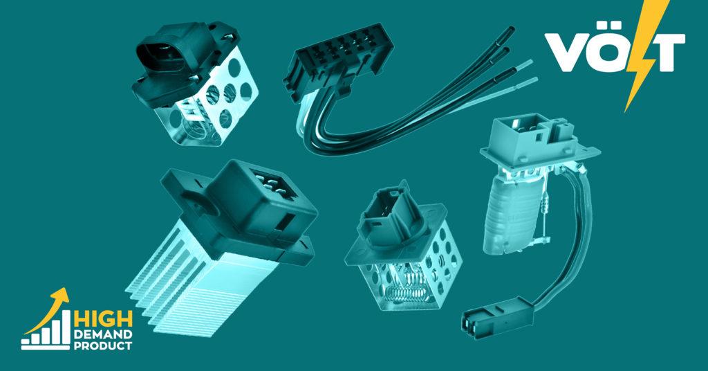 VOLT Heater Resistors